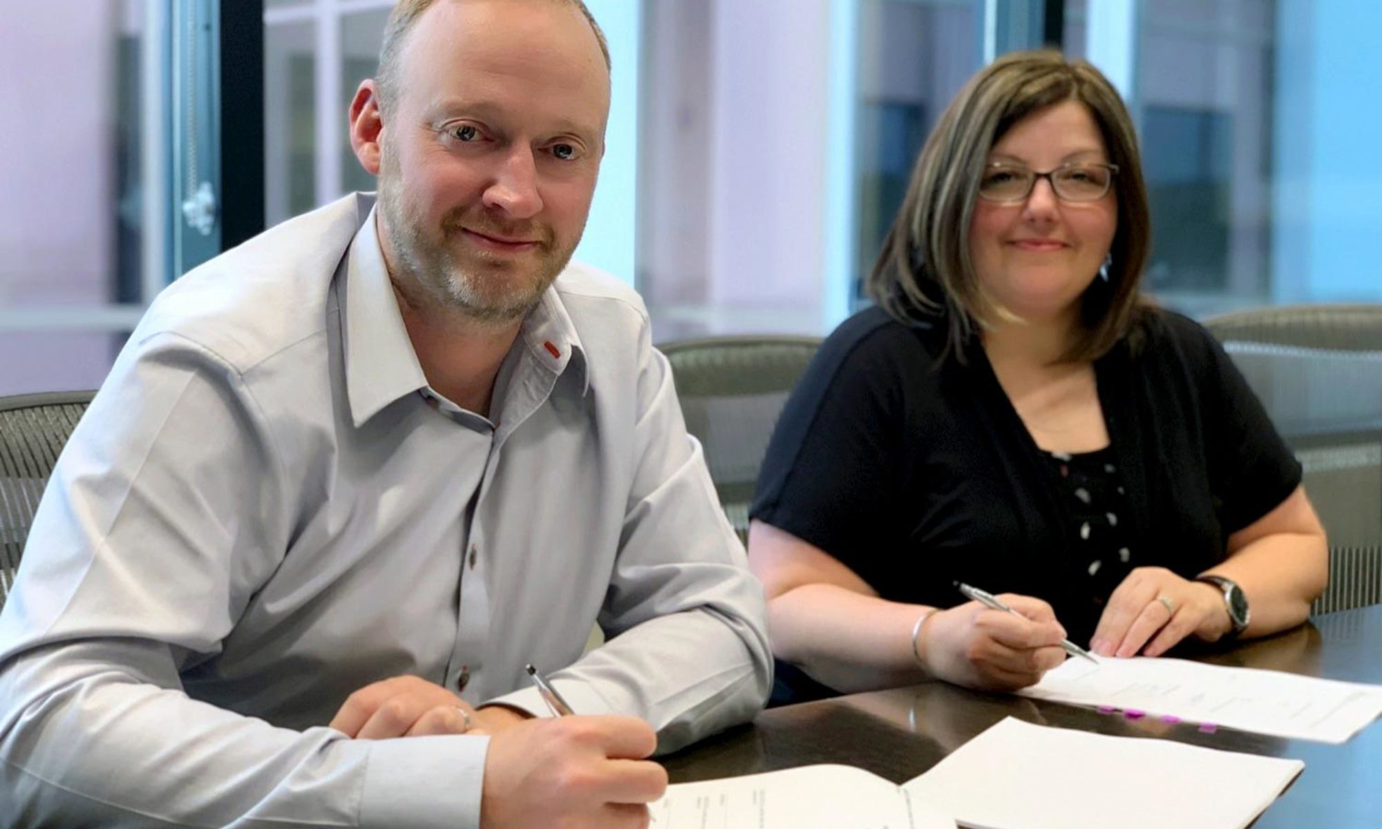 Focus FS partners signing agreement